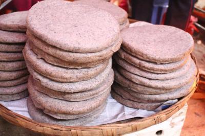 Thưởng thức hương vị từ hoa tam giác mạch trong chiếc bánh ở Hà Giang