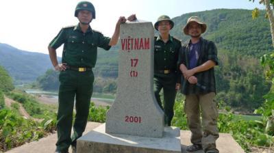 Kẻng Mỏ - nơi sông Đà chảy vào đất Việt