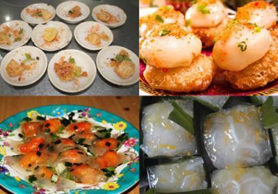 Khám phá các loại bánh ở Huế