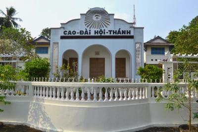 Du lịch Phú Quốc khám phá Cao Đài Hội Thánh