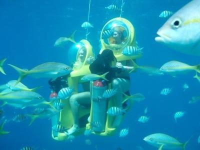 Khám phá khu vui chơi hoành tráng trên biển Nha Trang