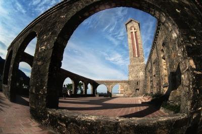 Khám phá nhà thờ cổ Tam Đảo