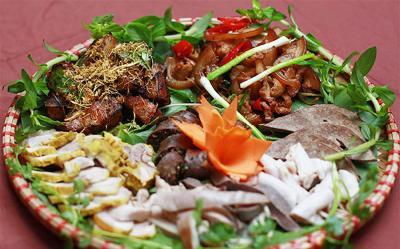 Kinh nghiệm ăn uống ở Tam Đảo