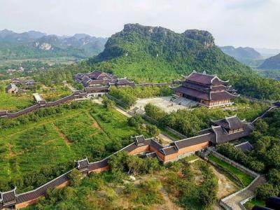 Hành trình du xuân chùa Bái Đính những ngày đầu năm