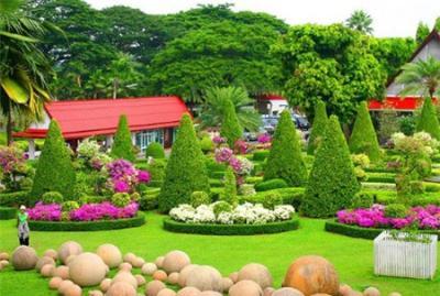 Lạc vào những khu vườn đẹp nhất Đông Nam Á