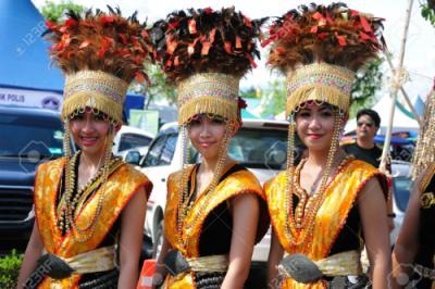 Lễ hội sắc màu và yến tiệc linh đình ở Malaysia