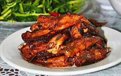 Món ngon nổi tiếng Cà Mau
