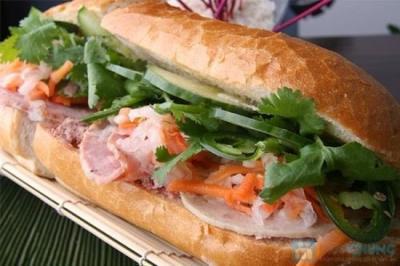 Món ngon Bánh mì Đà Nẵng