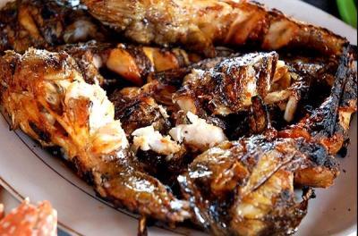 Du lịch Nha Trang thưởng thức những món ngon từ cá tà ma, mặt quỷ