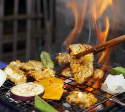 Tuyệt cú mèo những món nướng ngon giữa mùa đông Hà Nội