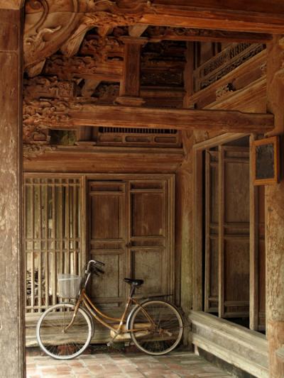 Nhà cổ hơn 200 tuổi ở xứ Thanh