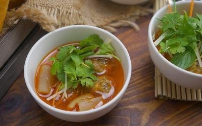 Nhâm nhi đồ ăn ngon trong những ngày mưa ở Đà Lạt