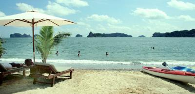 Những bãi biển đẹp ở gần Hà Nội cho dịp cuối tuần