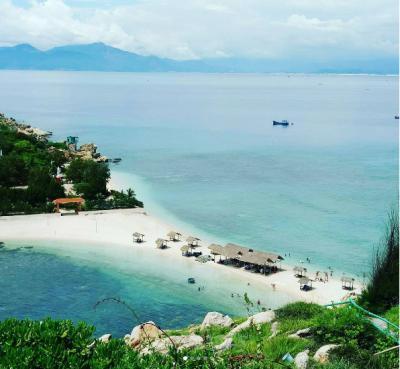 Top 8 hòn đảo du lịch nổi tiếng nhất Nha Trang