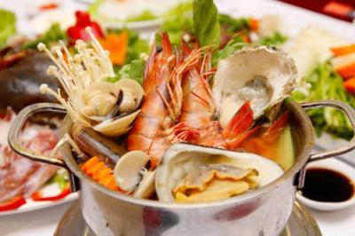 Những món đậm hương vị biển Vũng Tàu