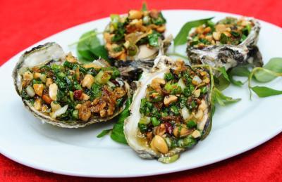 Những món hải sản ăn mãi không chán ở Đà Nẵng