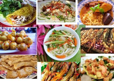Những món ngon nổi tiếng ở Mũi Né - Phan Thiết