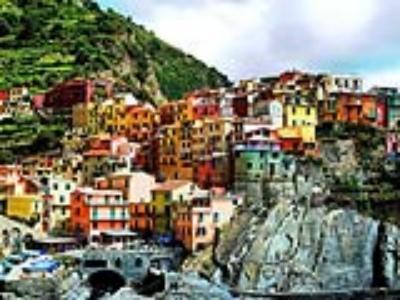Những thị trấn xinh đẹp nhất thế giới