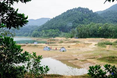 Núi Hàm Lợn điểm dã ngoại lý tưởng ở gần Hà Nội