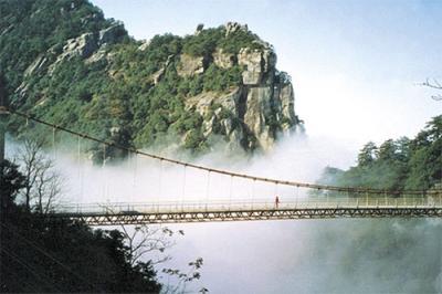 Núi Lư Sơn - chốn tiên cảnh hiện hữu nơi hạ giới