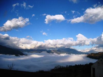 Lên vùng đất sương mù Y Tý săn mây