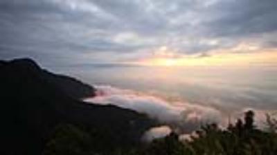Tam Đảo khác lạ qua chuyến du ngoạn đỉnh Rùng Rình