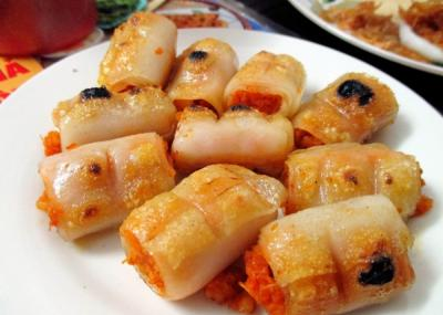 Chả tôm Sầm Sơn- món ăn dân dã đầy thương nhớ