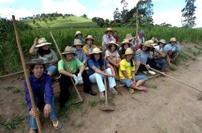 """Tới thăm ngôi làng phiên bản """"Nữ nhi quốc"""" của Brazil"""