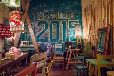 Top những quán cafe độc đáo ở Đà Lạt