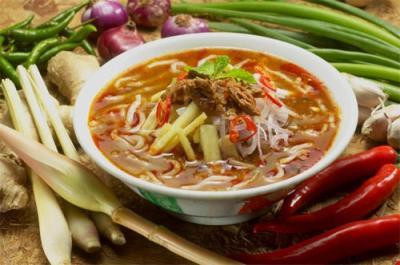 Trải nghiệm phong vị ẩm thực Malaysia
