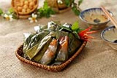 Bánh bột lọc món ăn chứa đựng tâm tình sau lớp lá