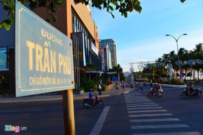 Tuyến đường du lịch của phố biển Nha Trang