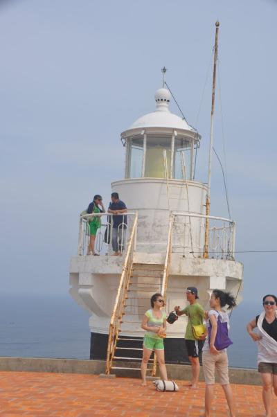 Vịnh Nha Trang nhìn từ hải đăng Hòn Lớn