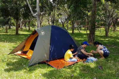 Vườn Quốc Gia Ba Vì điểm dã ngoại cuối tuần cho cả gia đình
