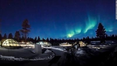 10 nơi ẩn náu hoang dã kỳ ảo nhất thế giới