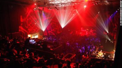 10 thiên đường giải trí sôi động nhất về đêm