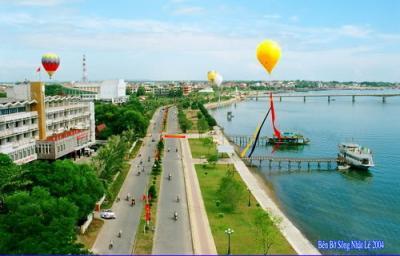 Tư vấn du lịch Đồng Hới  - Quảng Bình