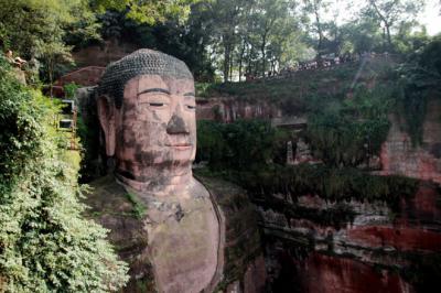 Bức tượng phật bí ẩn nhất thế giới