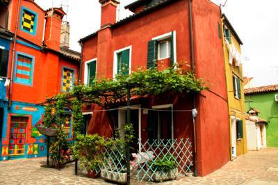 Burano, xứ sở màu sắc