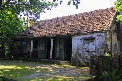 Làng Cựu, nơi lưu giữ nét đẹp nông thôn Việt