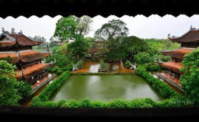Ngôi chùa có nhiều tượng đất cổ nhất Việt Nam