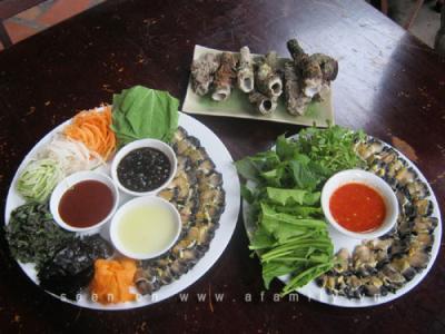 Nha Trang thiên đường cho những ai thích ăn ốc biển