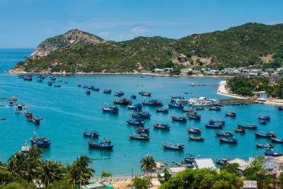 Những bãi biển hoang sơ tuyệt đẹp ở Ninh Thuận
