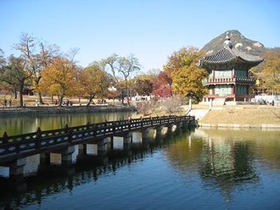 Những cảnh đẹp nên đến tại Hàn Quốc