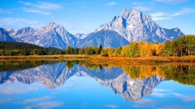 Những thiên đường mùa thu đẹp nhất trên thế giới