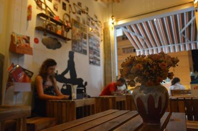 Quán cà phê dành riêng cho dân phượt ở Huế