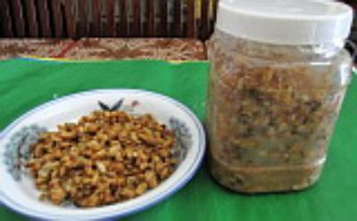Thưởng thức món mắm ong rừng ở Cà Mau