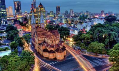 Tư vấn du lịch Thành phố Hồ Chí Minh