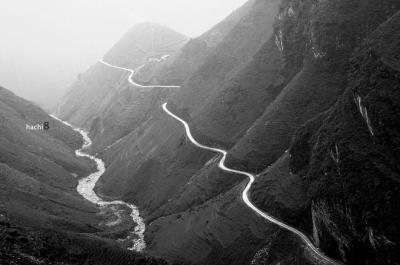 Ngắm vẻ đẹp Hà Giang qua những bức ảnh đen trắng