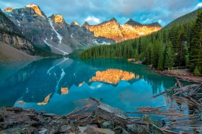 Vẻ đẹp thiên đường của địa danh đẹp bậc nhất thế giới